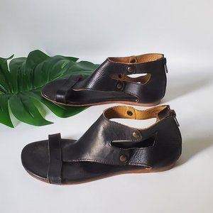 Bed Stu Soto Leather Sandals Bohemian